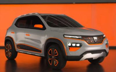 Dacia Spring – Prima masina 100% electrica romaneasca